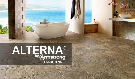 Attractive Armstrong Alterna   Weckeru0027s Flooring Center.