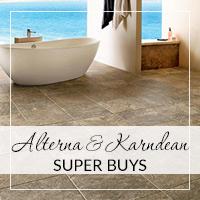 Alterna & Karndean Super Buys