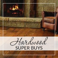 Hardwood Super Buys Big Truckload Sale
