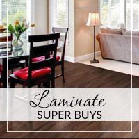 Laminate Super Buys Big Truckload Sale
