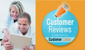 Read our reviews on Customer Lobby to see why we're your BEST source for flooring!